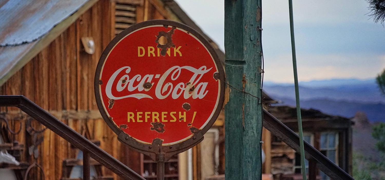 Coca cola. Ko gali pasimokyti bet kuris pasaulio verslas?